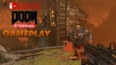 Doom Eternal - Gameplay Nintendo Switch