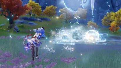 Genshin Impact - Trailer 'The Chalk Prince and the Dragon' Versi 1.2