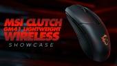 MSI Clutch GM41 Lightweight Wireless- Pameran Produk