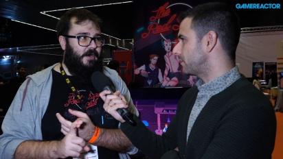 The Red Strings Club - Wawancara Jordi de Paco