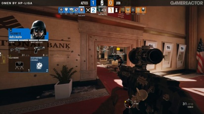 Rainbow Six: Siege Tournament Round 6 - Tayangan Ulang Livestream