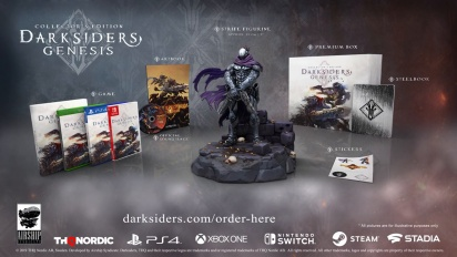 Darksiders Genesis - Collector's Edition Trailer