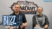 World of Warcraft: Shadowlands - Wawancara Ion Hazzikostas & Steve Aguilar