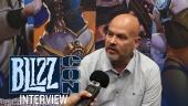 Warcraft III: Reforged - Wawancara Matt Morris