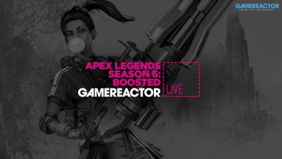 Apex Legends - Season 6: Boosted - Tayangan Ulang Livestream