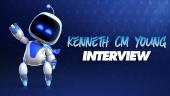Astro's Playroom - Wawancara dengan Kenneth CM Young