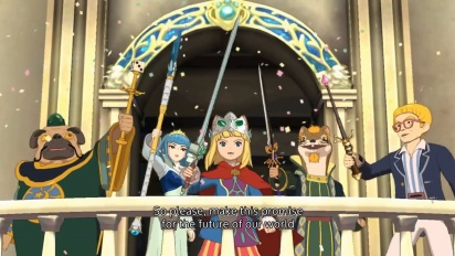 Ni no Kuni II: Revenant Kingdom - Prince's Edition - Nintendo Switch Announcement