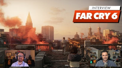 Far Cry 6 - Wawancara Ben Hall