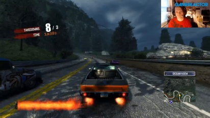Burnout Paradise Remastered - Livestream Replay