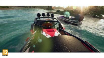 The Crew 2 - Gator Rush Reveal Gameplay Trailer
