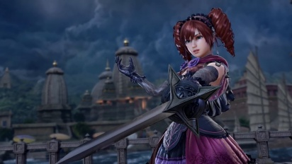 Soul Calibur VI - Amy Trailer