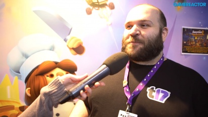Overcooked 2: Camfire Cook Off DLC - Wawancara Danny Spiteri