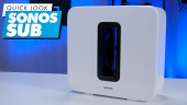 Sonos Sub - Quick Look