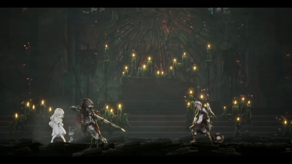 Ender Lilies: Quietus of the Knight - Trailer Gameplay