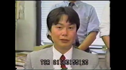 Super Mario Bros. 30th Anniversary Special Interview with Shigeru Miyamoto & Takashi Tezuka