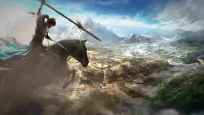Dynasty Warriors 9 - Teaser Trailer