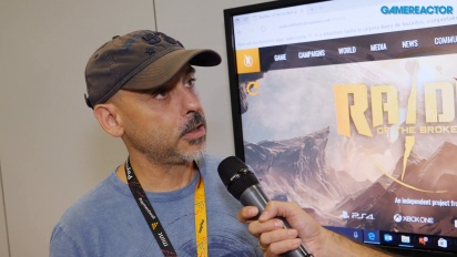 Raiders of the Broken Planet & Metroid: Samus Returns - Enric Alvarez Interview
