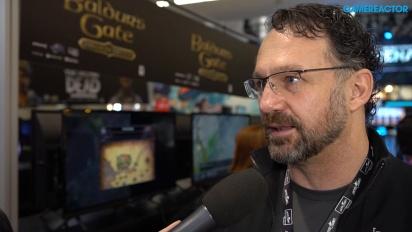 Baldur's Gate: Enhanced Edition - Wawancara Trent Oster