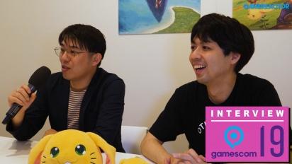 Trials of Mana - Wawancara Masaru Oyamada dan Shinichi Tatsuke Gamescom 2019