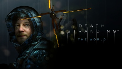 Death Stranding - Dunia (Sponsored #4)