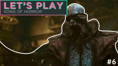 Let's Play Song of Horror - Bagian 6 - Melanjutkan Episode 2