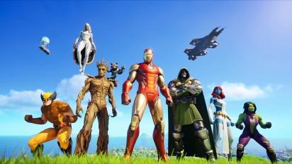 Fortnite Chapter 2 Season 4 - Nexus War Launch Trailer