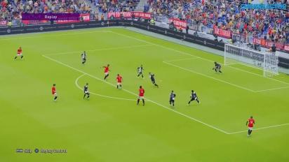 eFootball PES 2020 - Master League Match: Man United vs. Juventus