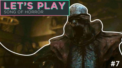 Let's Play Song of Horror - Bagian 7 - Melanjutkan Episode 2