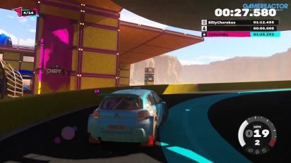Dirt 5: Playgrounds - Speedhelix Gameplay