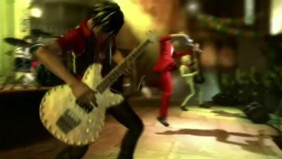Guitar Hero 5 - Matt Bellamy Trailer