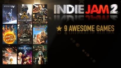 Bundle Stars - The Indie Jam Bundle #2 Trailer