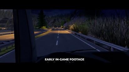 Truck Driver - Announcement Video