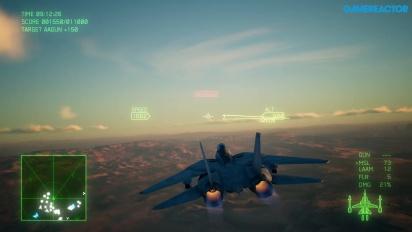 Ace Combat 7: Skies Unknown - Gameplay di Gamescom