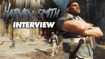 Harvey Smith - Wawancara Fun & Serious 2020