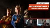 Crusader Kings 3: Royal Court - Wawancara Alexander Oltner