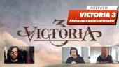 Victoria 3 - Wawancara Martin Anward dan Mikael Andersson