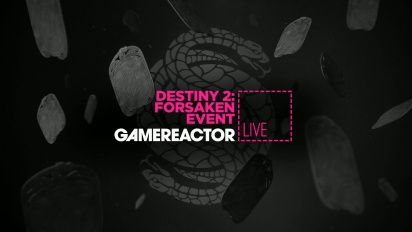 Destiny 2: Forsaken Event - Tayangan Ulang Livestream