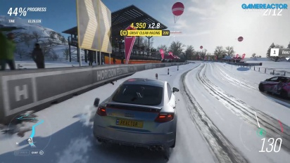 Forza Horizon 4 - Gameplay Winter Derwent Lakeside Sprint (versi 1080p)