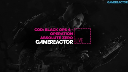 Call of Duty: Black Ops 4 - Operation Absolute Zero  - Tayangan Ulang Livestream