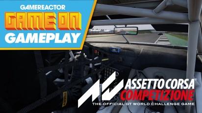 Assetto Corsa Competizione - Mengendarai BMW M6 GT3 di Silverstone (konsol)