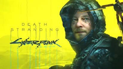 Death Stranding - Kolaborasi Cyberpunk 2077 (PC)