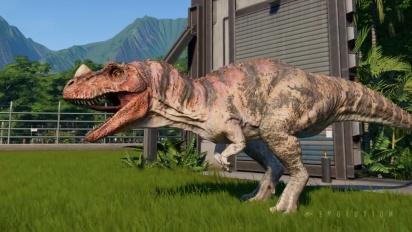 Jurassic World Evolution - Dev Diary: Welcome to Jurassic World
