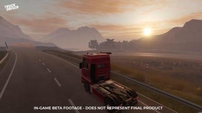 Truck Driver - Development Update #1