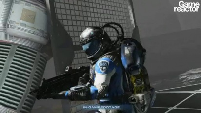 Shattered Horizon - Raid on Moondust trailer