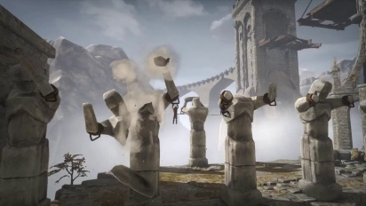 Brothers: A Tale of Two Sons - Walkthrough Trailer