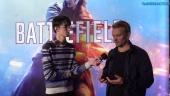 Battlefield V - Wawancara Daniel Berlin