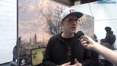Anno 1800 - Wawancara Bastian Thun