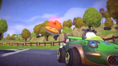 Garfield Kart: Furious Racing  - Launch Trailer