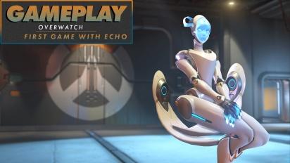 Overwatch - Game Pertama Bersama Echo
