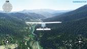 Microsoft Flight Simulator - Penerbangan Menenangkan Melintasi The Picos de Europa